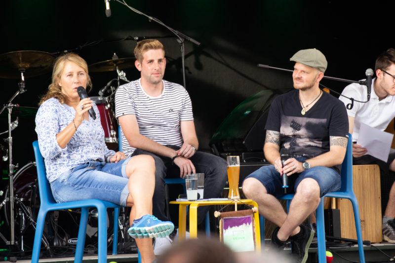 Annette Hofmann, Jochen Jakob, Andreas Kullick 2